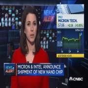 Micron Technologies To The Moon!