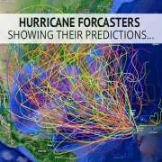 Hurricane Track Predictions