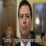 Lordy, I hope there are tapes...
